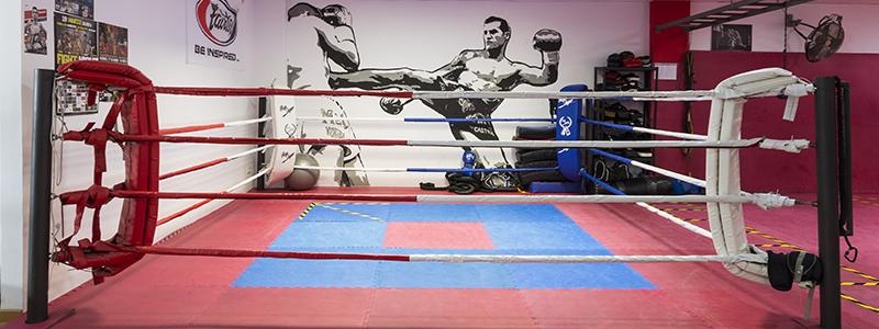 Gimnasio Shambhala Boxeo